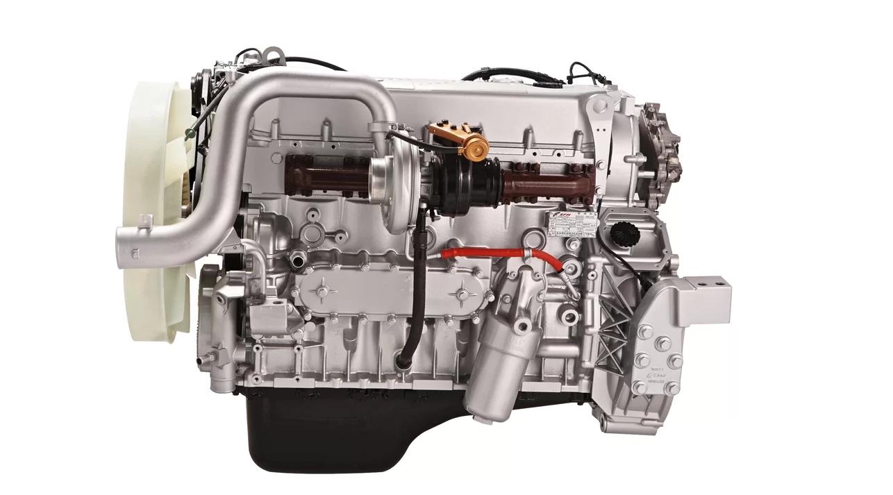 Động cơ CURSOR 9 nổi trội với tính năng mạnh mẽ, bền bỉ và tiết kiệm nhiên liệu