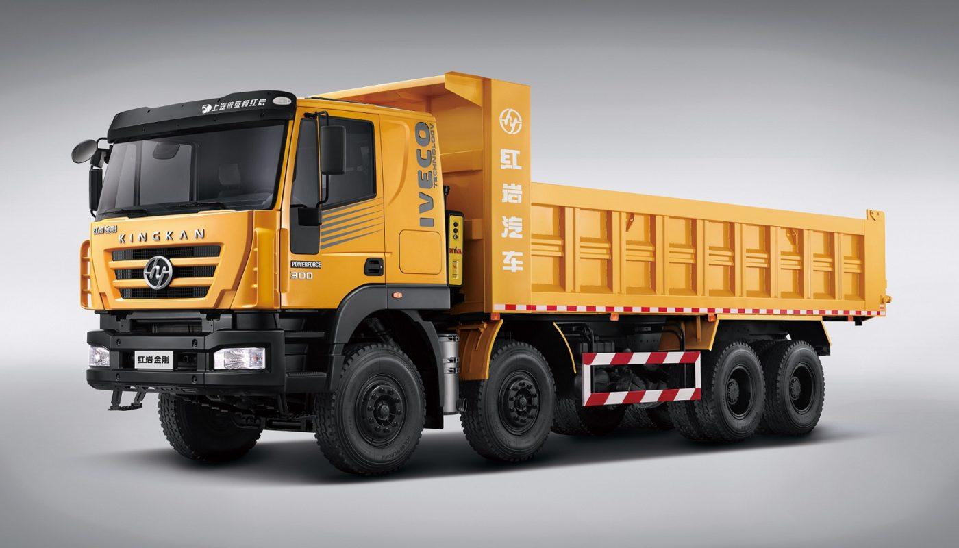 Chọn mua xe tải ben mới cần lưu ý đến trọng tải xe, cabin và động cơ trang bị trên xe